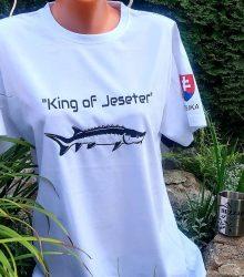 Biele tričko pre Rybárov