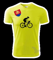 Tričko Cyklistika