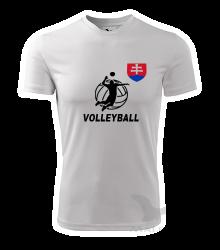 Tričko volleyball