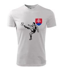 Tričko futbal