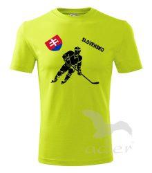 Tričko Hokej