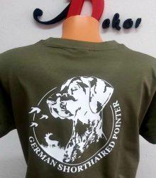Poľovnicke tričko
