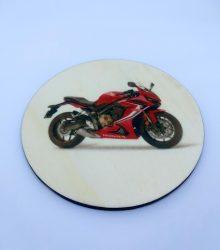 Podpivník motorka