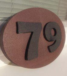 Súpisné číslo 79 oval