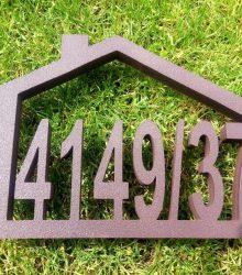 Súpisné číslo v domečku