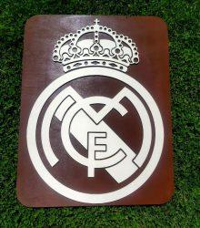 dekorácia na poličku stenu Real Madrid