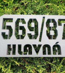 Popisné číslo domu