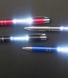 Led guľôčkové pero